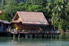 House, Thailand. Stock Images