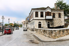 House  from Thassos Royalty Free Stock Image