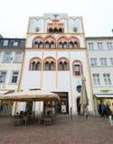 House of the Three Magi Royalty Free Stock Photography