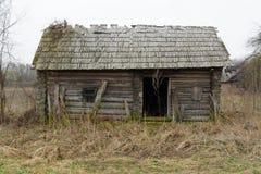 house thrown Στοκ εικόνες με δικαίωμα ελεύθερης χρήσης