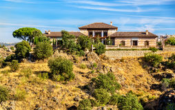 House in Toledo - Spain Royalty Free Stock Photo