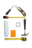 House Tools royalty free stock images