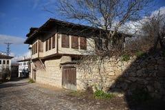 Historical ottoman houses, Safranbolu, Turkey Royalty Free Stock Image