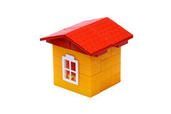 The house a toy Royalty Free Stock Photography