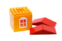 The house a toy Royalty Free Stock Images