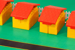 The house toy Royalty Free Stock Photos