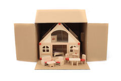 House toy Royalty Free Stock Images