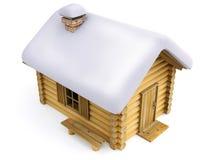 house trä Royaltyfria Foton
