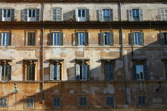 House in Trastevere, Rome Royalty Free Stock Photo