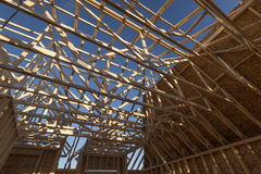 House truss Royalty Free Stock Photography