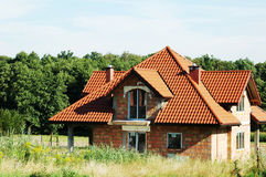 Free House Under Construction Royalty Free Stock Image - 6102266