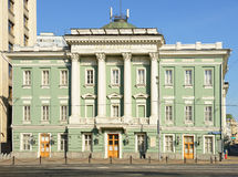 House of the Unions. Moscow Assembly of the Nobility Royalty Free Stock Image