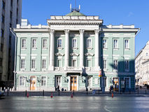 House of the unions in Moscow Stock Images
