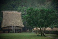 The Stilt House in Vietnam royalty free stock images