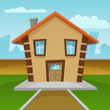 House Vector Royalty Free Stock Image