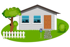 House vector Stock Photography