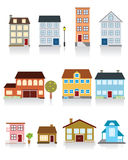 House Vector Icon Royalty Free Stock Photography