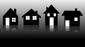 House vector icon Stock Images