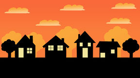 House vector icon Stock Image