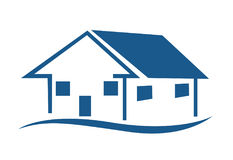 House vector icon Royalty Free Stock Image