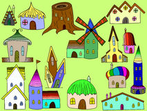 House vector illustration Royalty Free Stock Image