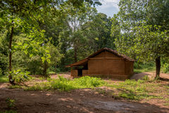 House of vedda people Royalty Free Stock Photo