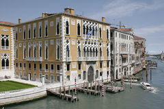 House in venice. Italy Stock Photo