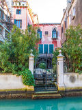 House in Venice Royalty Free Stock Photography