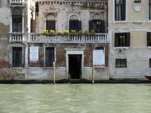 House in venice italy Royalty Free Stock Images
