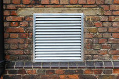 House ventilation grill Stock Photo