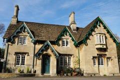 house victorianen Arkivbilder