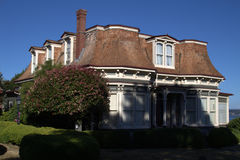 house victorianen Royaltyfria Bilder