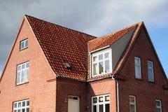 House villa Royalty Free Stock Photos