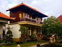 House Villa Bali Forest stock photos
