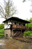 House in the village of Etara in Bulgaria Royalty Free Stock Photo