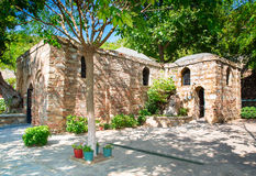 The House of the Virgin Mary (Meryemana), Stock Photos