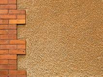 House Wall Stock Image