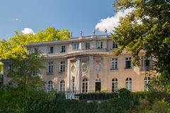 House of the Wannsee Conference stock photos