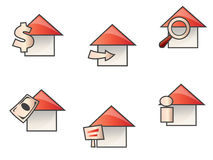 House web Royalty Free Stock Image