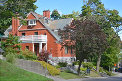 House in Westmount Royalty Free Stock Photos
