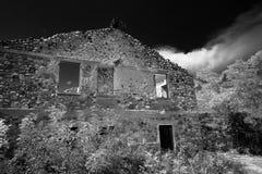 house white Fotografering för Bildbyråer