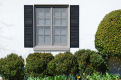 House Window Stock Photography