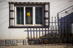 House window Stock Photos
