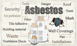 Free House With Asbestos Stock Images - 120620044