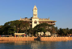House of Wonders. View of the House of Wonders in Stonetown, Zanzibar Stock Photography