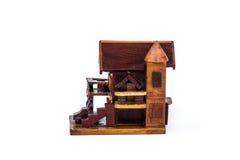 house wood Arkivbilder