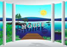 House. Stock Images