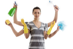 House work Royalty Free Stock Image