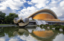 House of world cultures, Berlin Royalty Free Stock Image