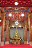 House of worship, Thai temple Stock Image